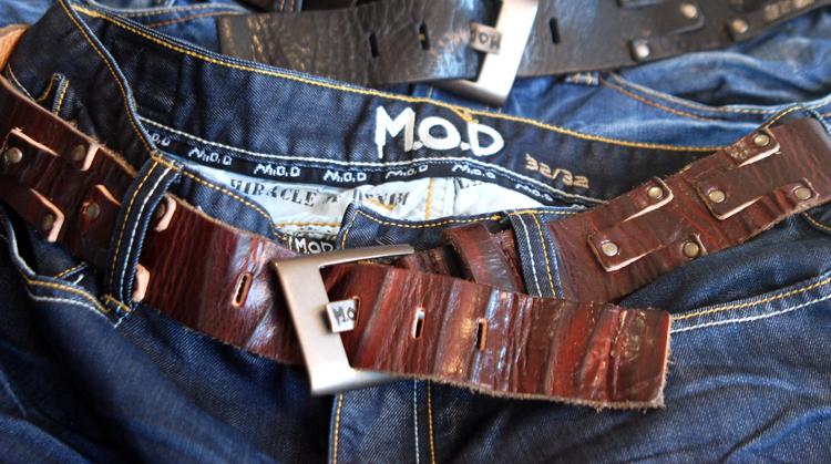 Die Jeans und das Gold: Wie das Bedürfnis zur Mode wurde