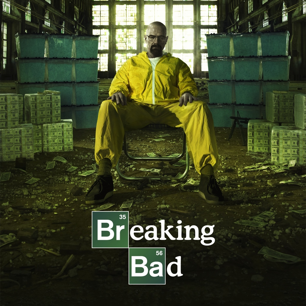 Offizielle Breaking Bad Shirts