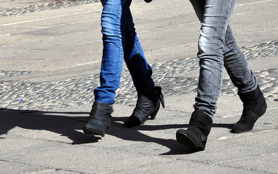Damen Schuhtrends 2013 / 2014