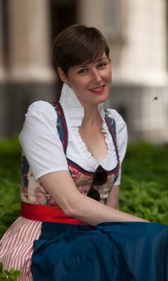 Alexandra Melachrino gibt Tipps beim Dirndl-Kauf