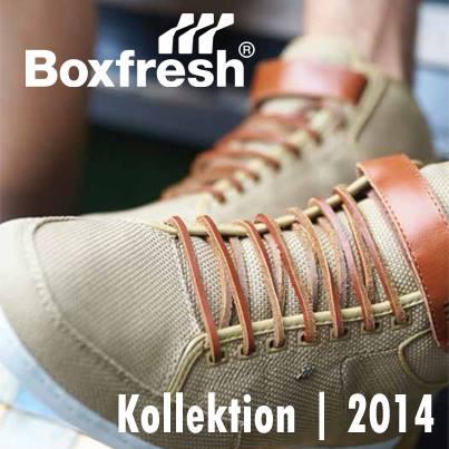 Boxfresh Kollektion 2014 bei www.fashioncode.de