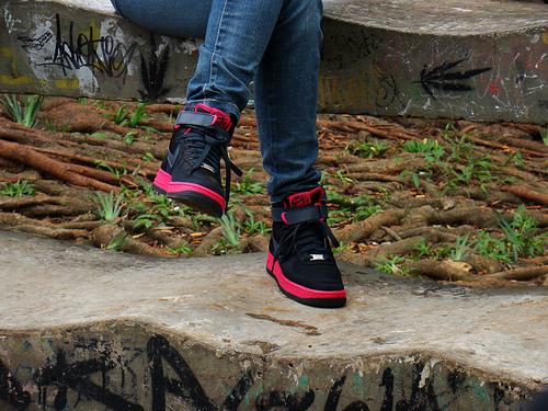 Sneaker – perfekt kombiniert