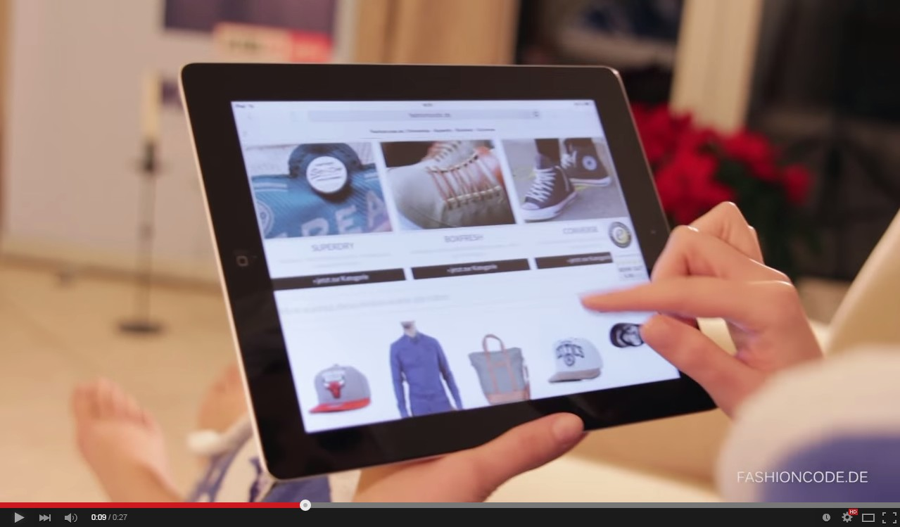 Fashioncode.de Clip