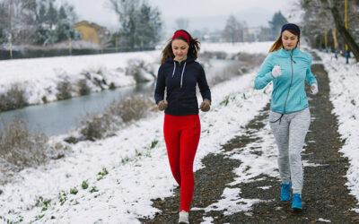 Laufen im Winter – Tipps zur richtigen Bekleidung bei niedrigen Temperaturen